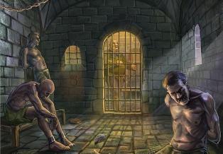 Целитель в тюрьме