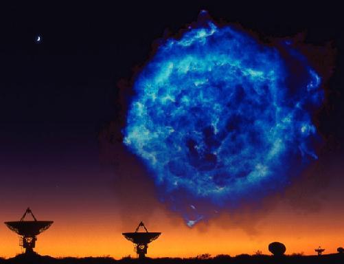 Телескоп в радиоастрономии