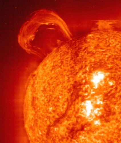 Свет солнечной короны