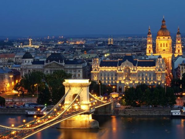 Город Будапешт