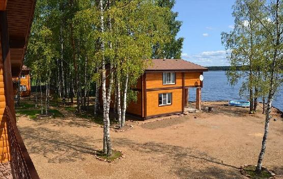 База отдыха на озерах Селигер
